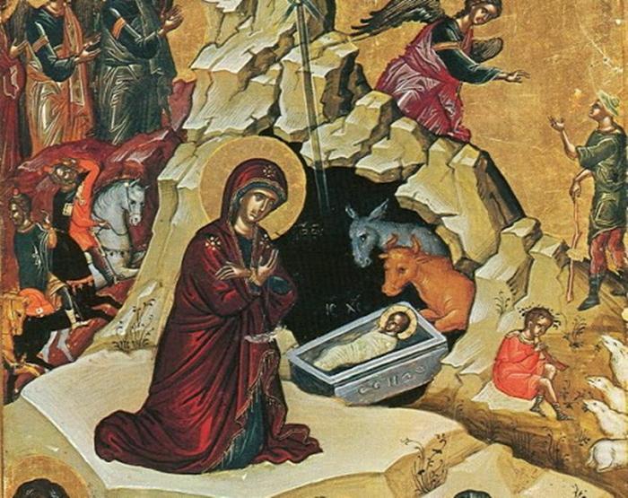 Рождественский пост икона фото