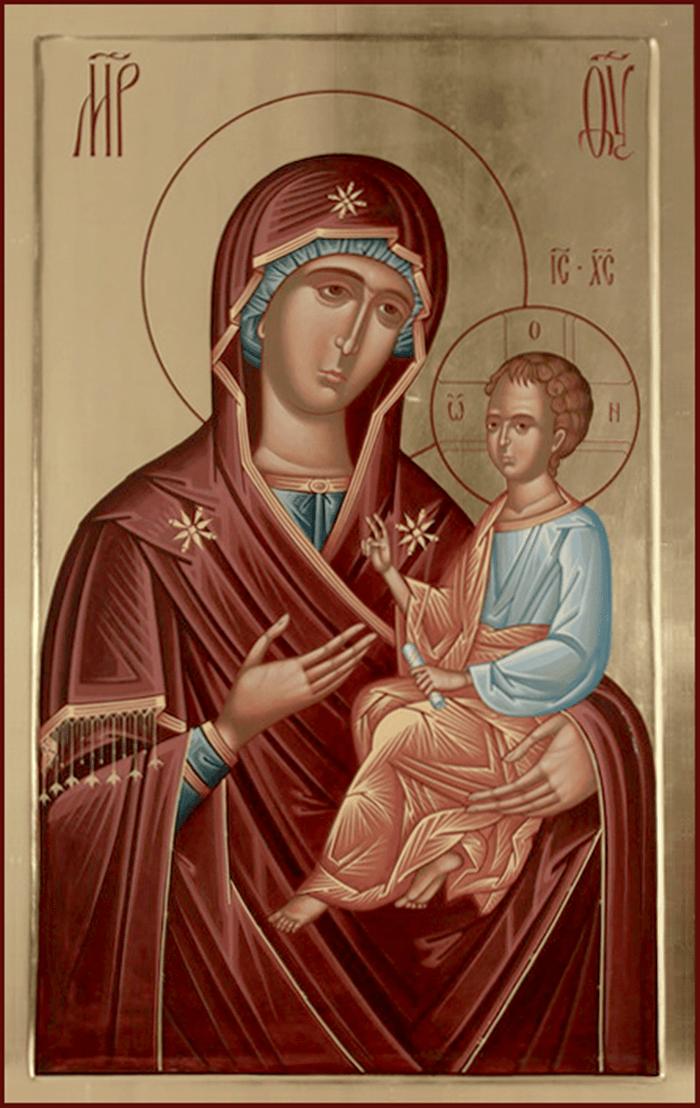 икона богородице