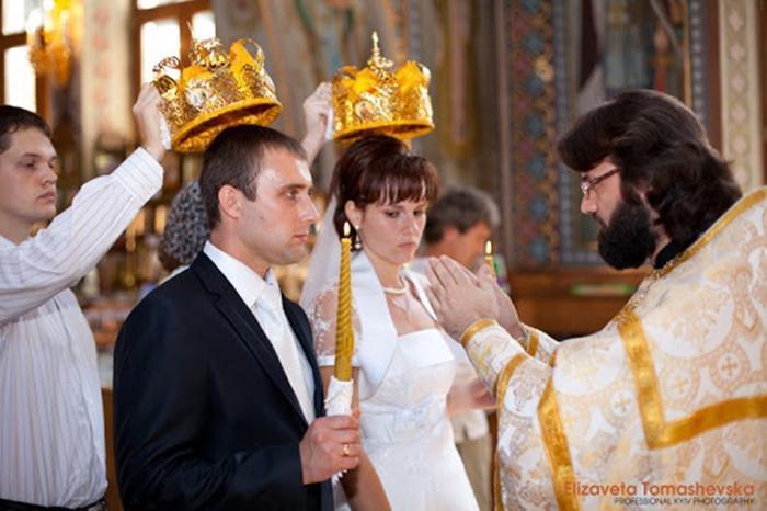 молитва при венчании