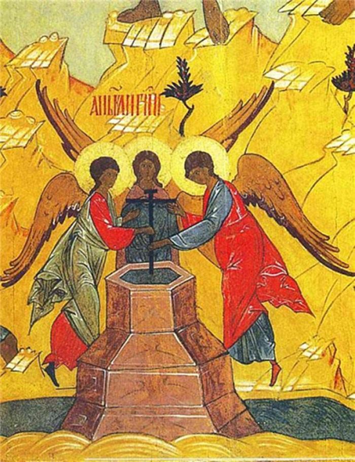 икона всемилостивому спасу и пресвятой богородице фото
