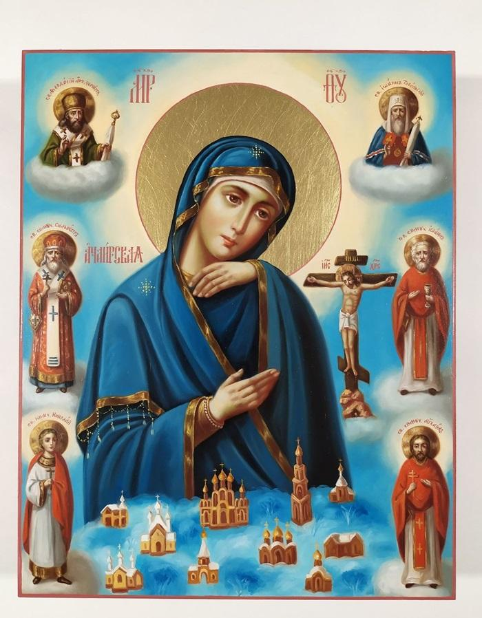ачаирская икона божией матери