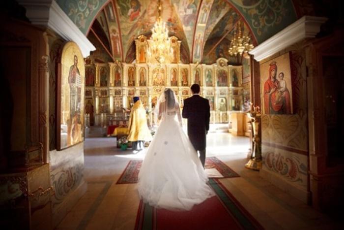 молитва при венчании фото