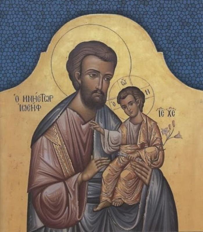 икона Праведному Иосифу
