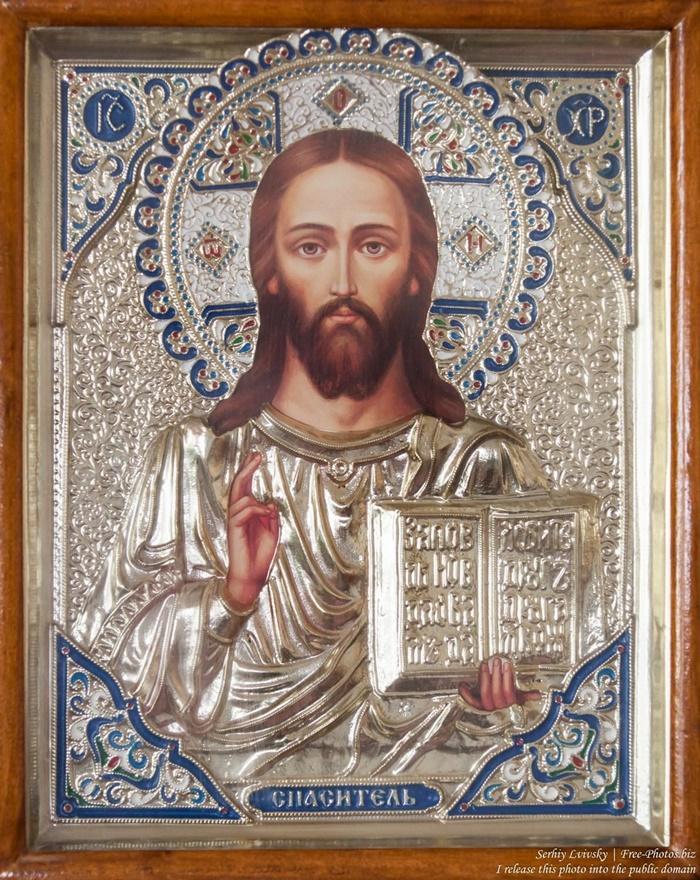 икона христу