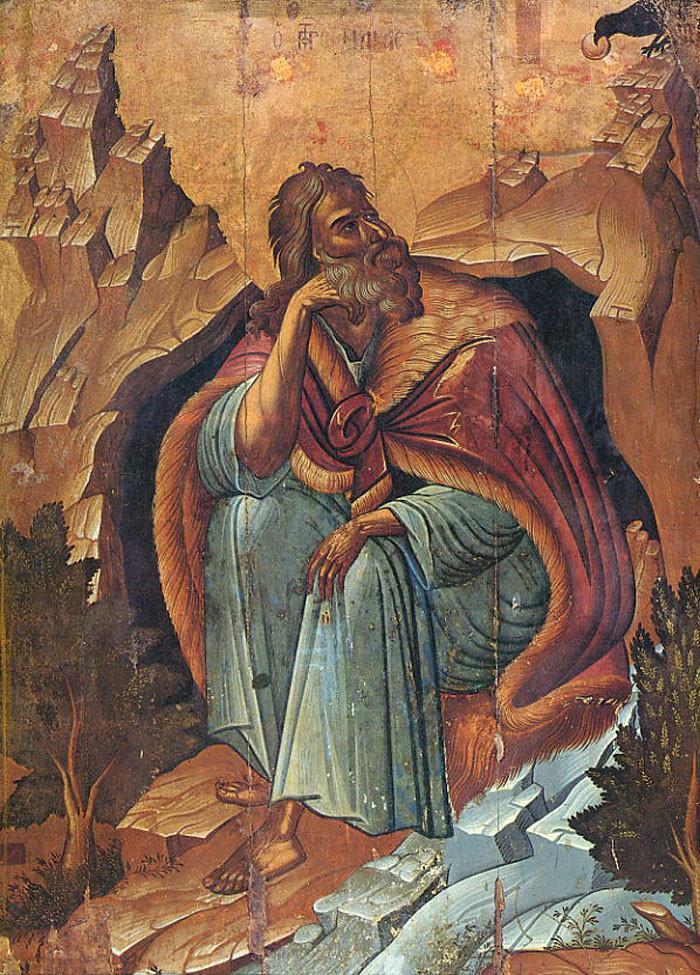 икона пророку илии фото