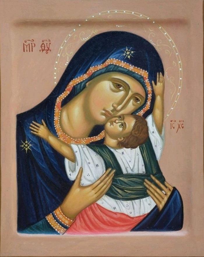 кардиотисса сердечная икона божией матери
