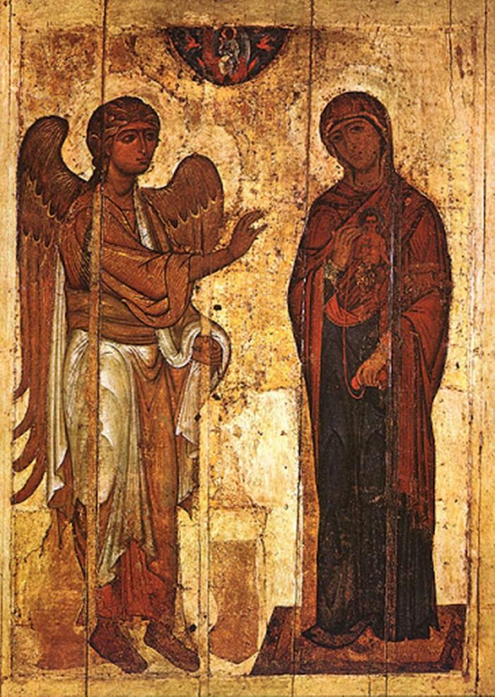 акафист благовещению пресвятой богородицы