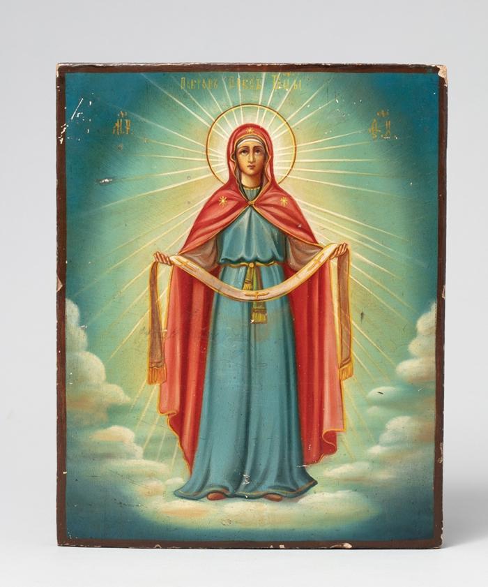 «Покров Святой Богородицы» икона