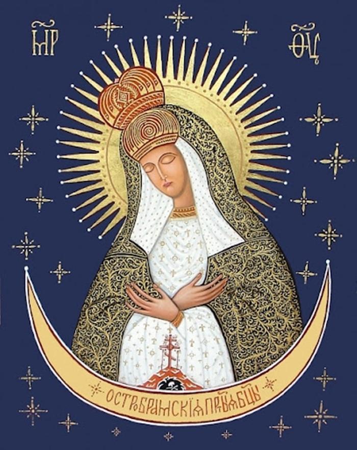«Остробрамская Богородица» икона