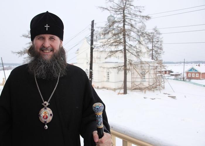 митрополит архангельский и холмогорский даниил