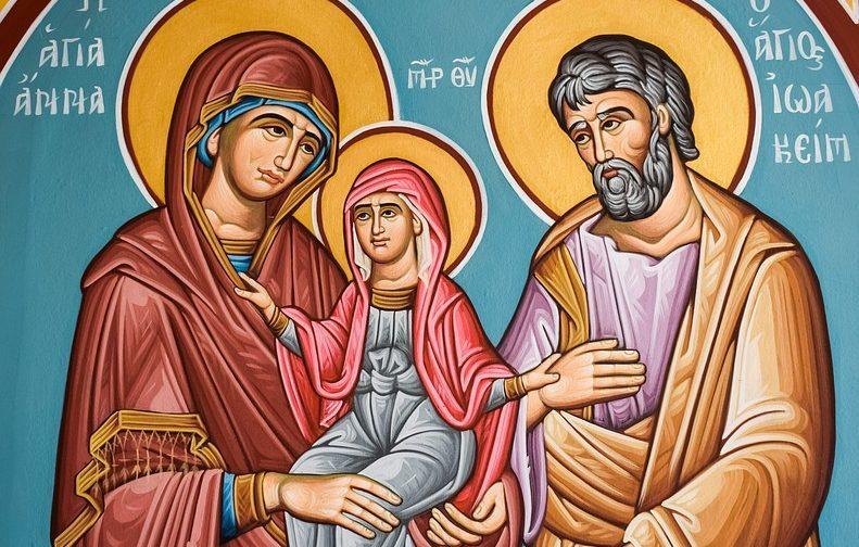 День памяти святых Иоакима и Анны, родителей Богородицы
