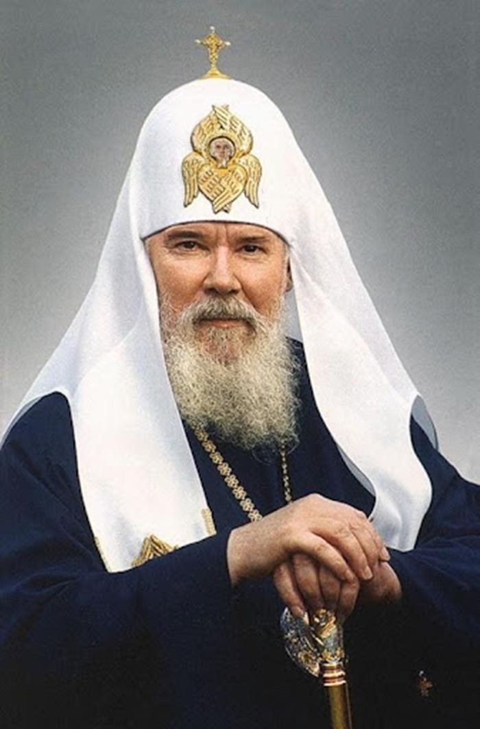 патриарх московский и всея руси алексий 2